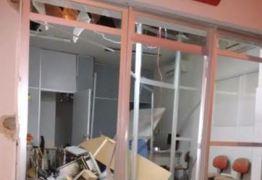 TERROR NO SERTÃO: Grupo ameaça moradores e policiais, explode caixa eletrônico e invade agência dos Correios