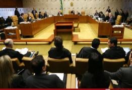 STF começa a julgar recurso de Cunha contra rito do impeachment