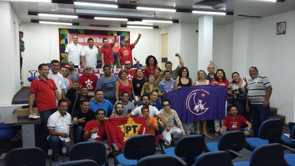 pt joao pessoa - PT quer aumentar bancada na Câmara de João Pessoa nas eleições 2016