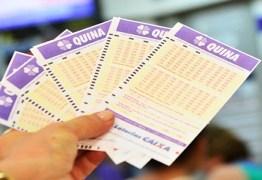 Bolão de 5 apostadores paraibanos acerta Quina e vão dividir quase 700 mil reais – CAMPINA GRANDE