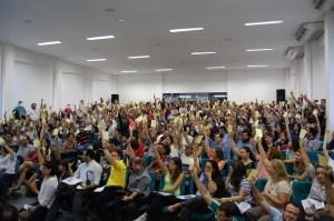 ASSEMBLEIA ADUFPB 12jpg 300x199 - Docentes da UFPB fazem assembleia para definir rumos da greve
