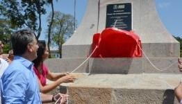 Prefeito entrega reforma da Praça da Independência e amplia política de revitalização do Centro Histórico