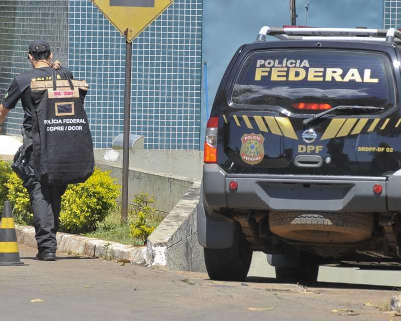 PF Fanes - ENDEREÇO DE POLÍTICOS EM BRASÍLIA: Polícia Federal cumpre ao menos 15 mandados em 26ª fase da Lava Jato