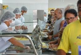 Restaurante de Mangabeira completa um ano servindo mil refeições diárias ao preço de R$ 1