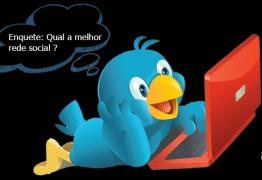 Twitter terá recurso para adicionar enquetes em tuítes