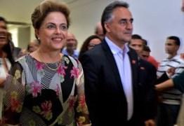 Frieza de Cartaxo com Dilma seria sinal de mudança política no futuro?