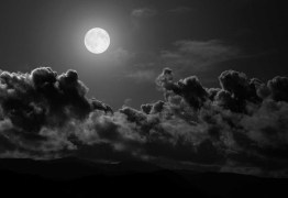 ESPETÁCULO DUPLO: Eclipse total de Superlua é hoje e JP tem esquema especial para acompanhar
