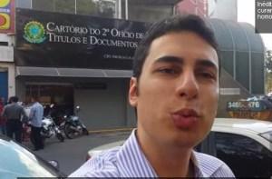 matheus sathler 300x197 - Advogado que ameaçou Dilma planeja levar armas para o desfile em 7 de setembro
