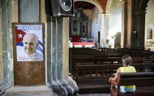 papa francisco cuba 300x188 - Papa Francisco pode se reunir com Fidel Castro durante sua visita a Cuba