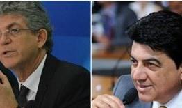 Baile dos Incoerentes: Ricardo Coutinho diz que troca de ministro da saúde por Manoel Júnior traria prejuízo