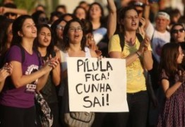 Protesto contra projeto de Eduardo Cunha fecha Avenida Paulista