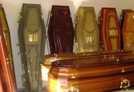 Plano funerário foi obrigado a penhorar dois caixões para pagar dívida trabalhista em Sousa