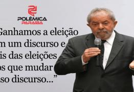 Lula admite que Dilma e PT mentiram para ganhar eleição
