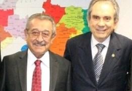 Raimundo Lira confirma apoio à reeleição de Zé Maranhão no comando do PMDB da PB