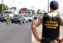 PRF registra 84 mortes nas estradas federais no feriadão de Finados