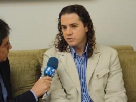 Veneziano Entrevista2 300x225 - Vené diz que já está buscando um candidato a vice em CG e não descarta parceria com o PSB no 2° turno