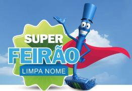 Serasa realiza feirão online 'Limpa Nome'