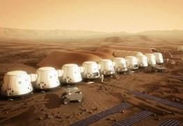 NASA recebe US$ 55 milhões para construir colônia humana em Marte