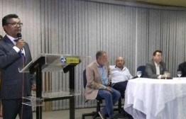 CORREIOS DA PARAÍBA COM NOVO SUPERINTENDENTE: Empossado, Pereirinha anuncia força-tarefa
