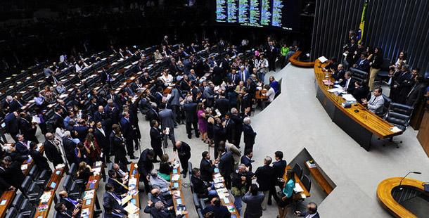 Camara federal - Comissão especial da Câmara tem leve vantagem entre deputados pró-impeachment