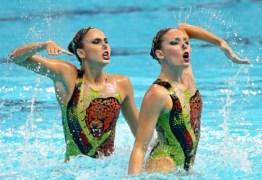 Dueto olímpico do Brasil e equipe da Rússia se apresentam neste sábado na Vila Olípica