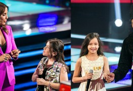 TALENTOS MIRINS: Duas cantoras da Paraíba avançam no The Voice Kids