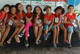 Brincando nas férias anima criançada de João Pessoa e Campina Grande