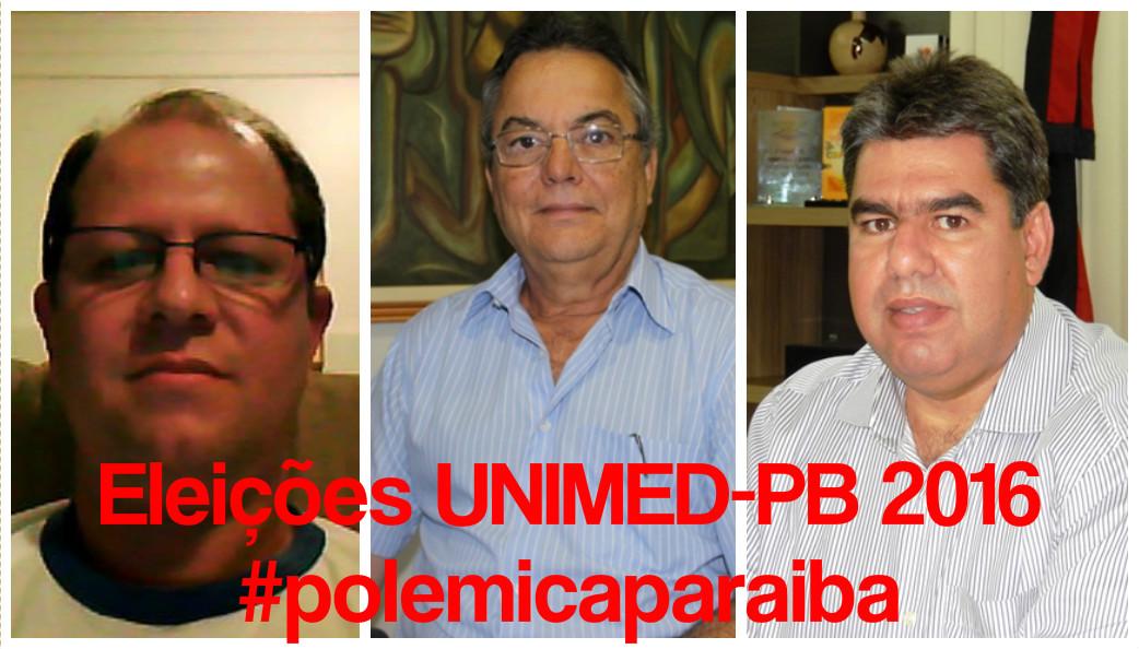 eleiçõesunimed - COMEÇOU: Médicos escolhem dirigentes da Unimed-JP hoje no Hotel Tambaú