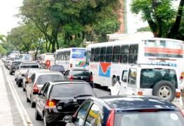 Prefeitura realiza campanha educativa no Dia Municipal da Paz no Trânsito de João Pessoa