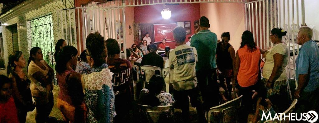 12747891 1666806800255209 2788632530677709481 o - 'Pensando Bananeiras' realiza primeira plenária sob comando do pré-candidato a prefeito Matheus Bezerra