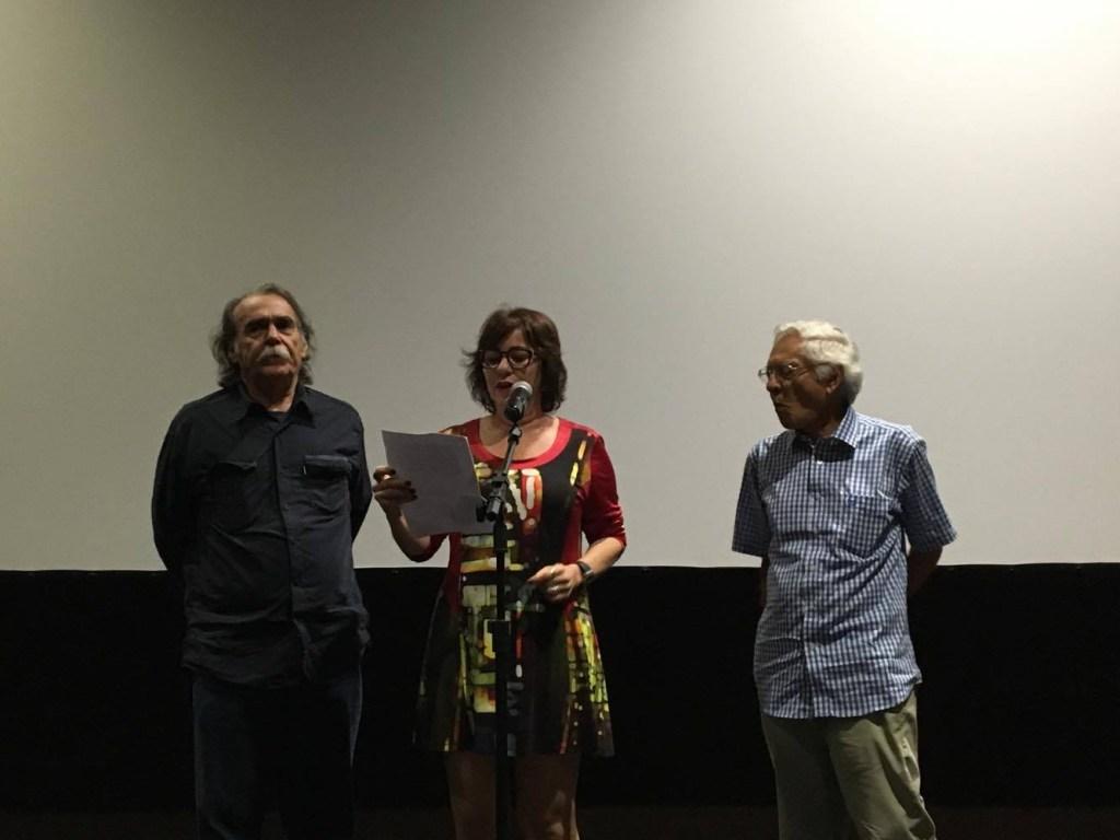 12765599 1038990299490469 2043873585 o 1024x768 - Inauguração do novo Cine Banguê homenageou cineastas paraibanos