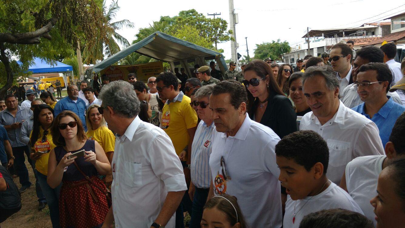 AgEHmN3KXBYJGK4j9ee8lJmycWYTTX6c1lKzt5FR8i2g - TODOS JUNTOS CONTRA O MOSQUITO: Ministro, Ricardo, Cartaxo, Azevedo e cia. unidos