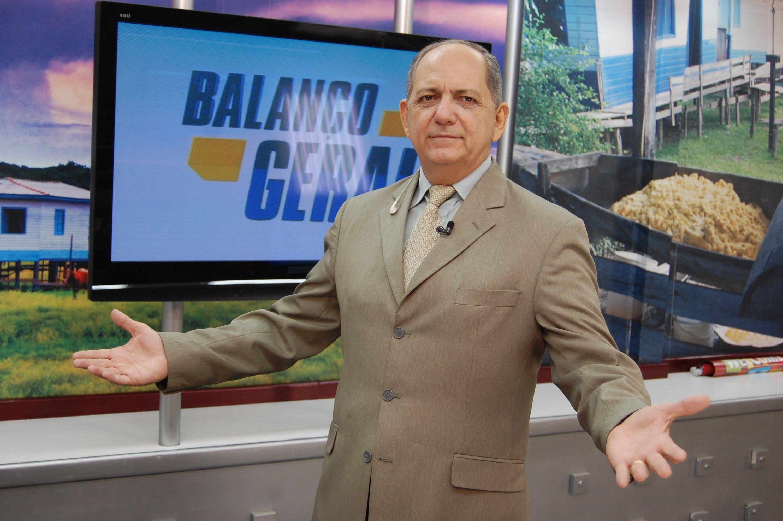 """GILVAN BARBOSA  - TV Clube tira do ar o programa """"Aqui na Clube"""" e dispensa o comunicador Gilvan Barbosa"""