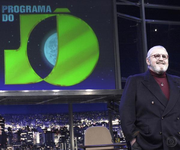 Programa do Jo - Após 15 anos no ar Globo anuncia o fim do Programa do Jô