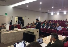 Pleno do TCE reúne-se  para apreciar contas de Ricardo sem Fernando Catão