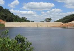 Governador adia inauguração de barragem em Alagoa Grande