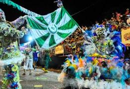 Acontece neste sábado a abertura dos desfiles do carnaval tradição