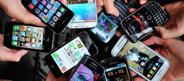 celulares - Até 2020, celulares serão mais comuns do que água e eletricidade, diz relatório