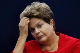 dilma 300x200 - Em encontro no Planalto, Dilma diz que não pretende renunciar ao cargo