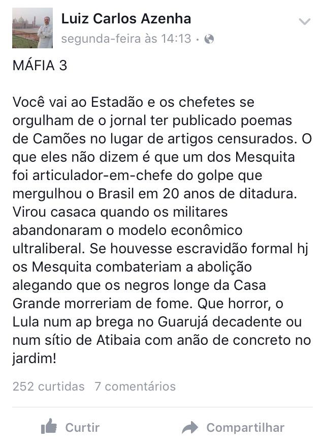 image20 - Jornalista denuncia postura anti-Lula da Rede Globo e corrupção da família Marinho