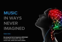Lançado dispositivo de som que recria sensações e efeitos da maconha