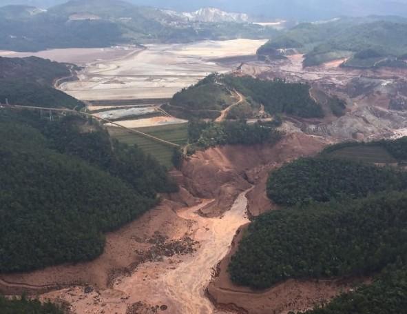 tragédia minas gerais e1456519281981 - Acordo para pagamento de indenizações por tragédia de Mariana não estabelece responsabilidade de mineradoras