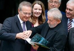 Nomeado, Lula telefona para Temer e Renan e pede conversa sobre PMDB