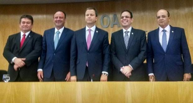 DIRETORIA OAB - Comissão da OAB se posiciona contrária a pedido de impeachment de Dilma Rousseff