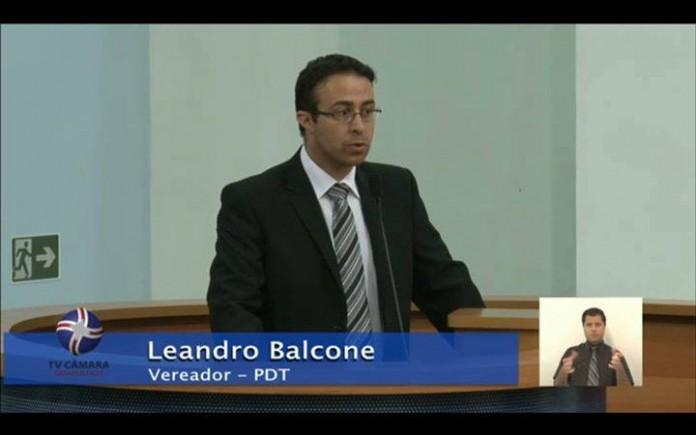 Leandro Balcone 2 - Líder do Movimento Brasil Livre de Guarulhos é assassinado com sete tiros