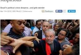 Juiz Moro pode ter ido longe demais, diz 'The Economist' sobre grampos