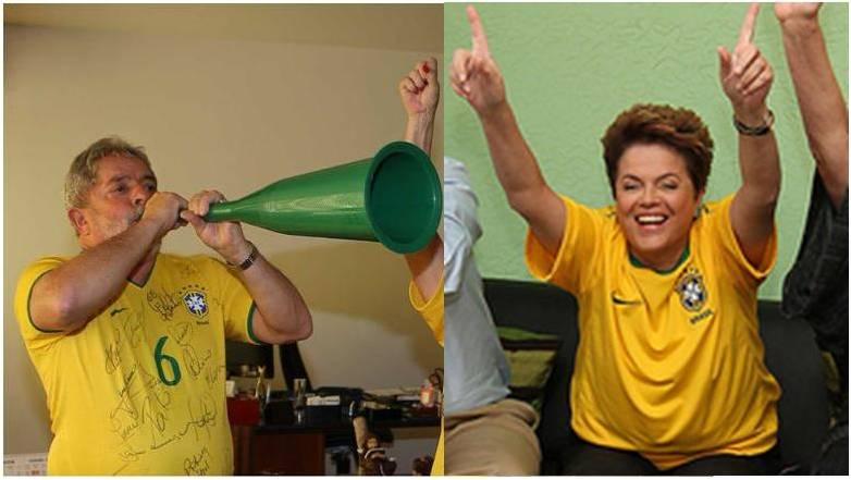 Lula e Dilma Copa - Jornalista lista as 10 derrotas (vexames) de Dilma, Lula e companhia - Por Felipe Moura Brasil