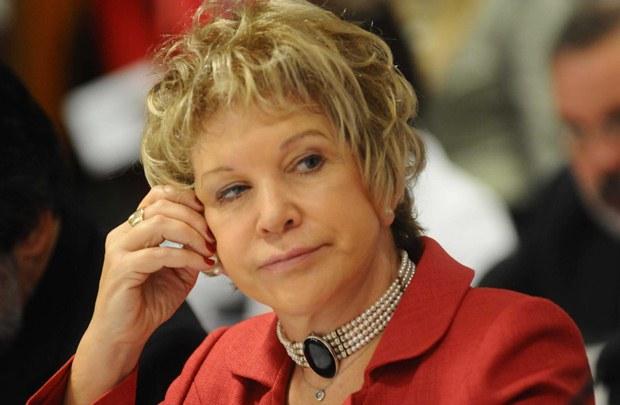 Marta - Marta Suplicy diz que Dilma 'não dá conta do recado' e defende Temer no poder