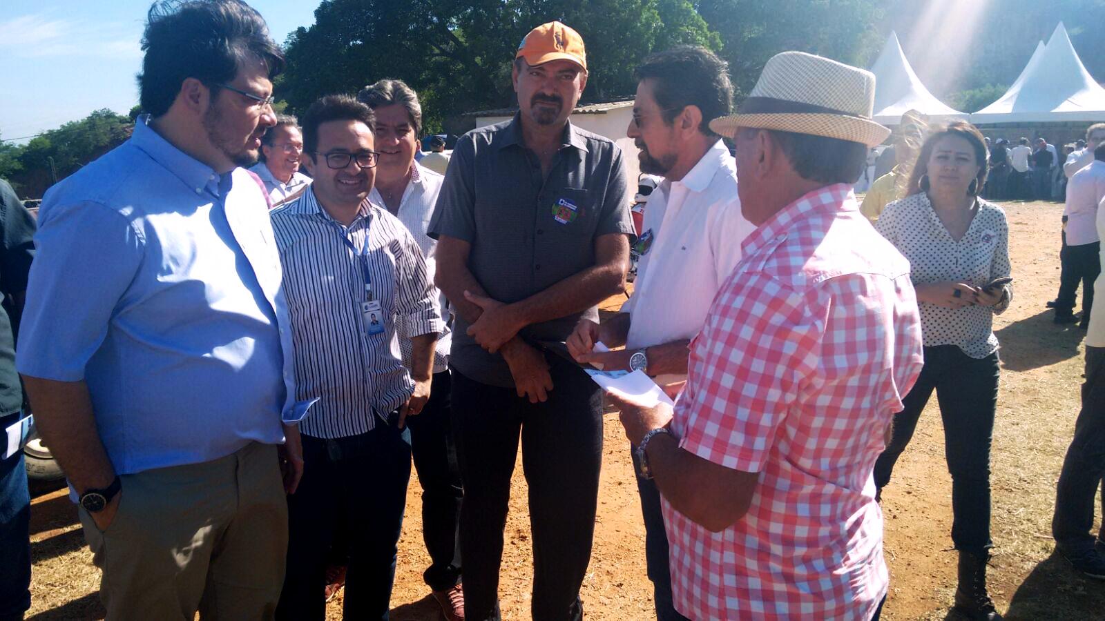 O deputado Jeová Campos vai acompanhar todas as atividades da Caravana - CARAVANA DA CNBB: Dep. Jeová Campos está otimista com o andamento do projeto das águas
