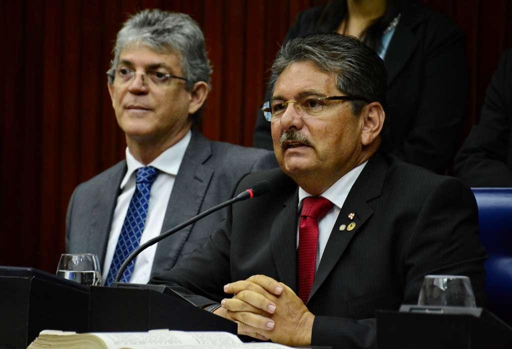 adriano ricardo - Pré-candidato, Galdino diz que vai implantar em Campina o modelo administrativo de Ricardo